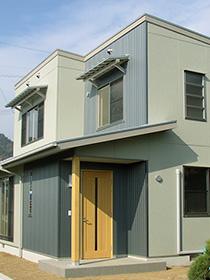新築注文住宅 施工例 3
