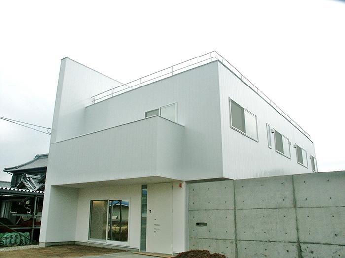 新築注文住宅 施工例 1