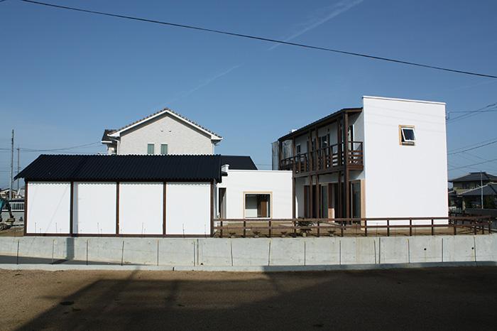 新築注文住宅 施工例 2