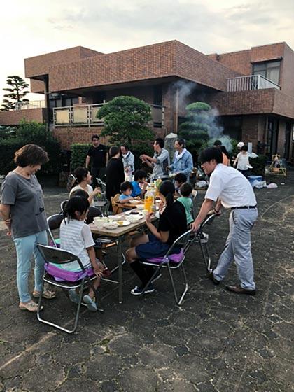 BBQ家族会