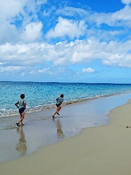 沖縄を訪ねて