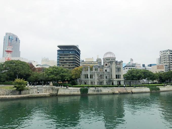 広島研修旅行