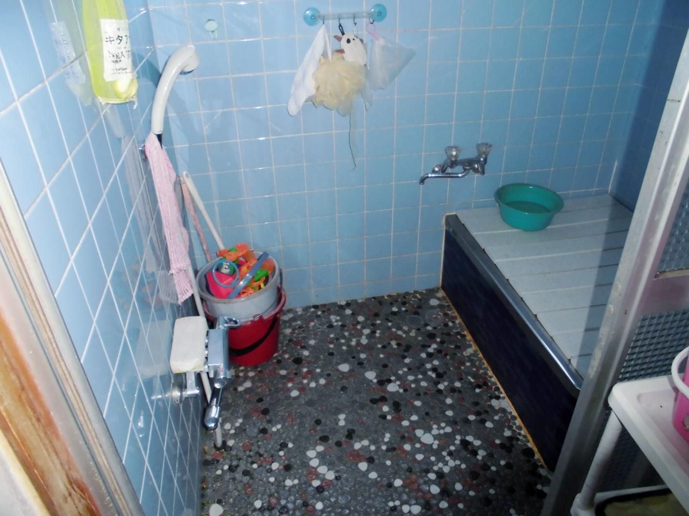 お風呂のリフォーム - ビフォー