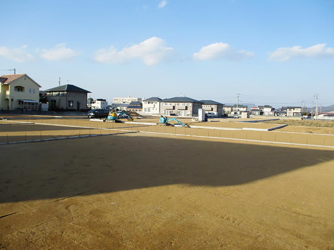 【分譲地】高松市「ICOI-まち十川西」 まもなく造成完了!!