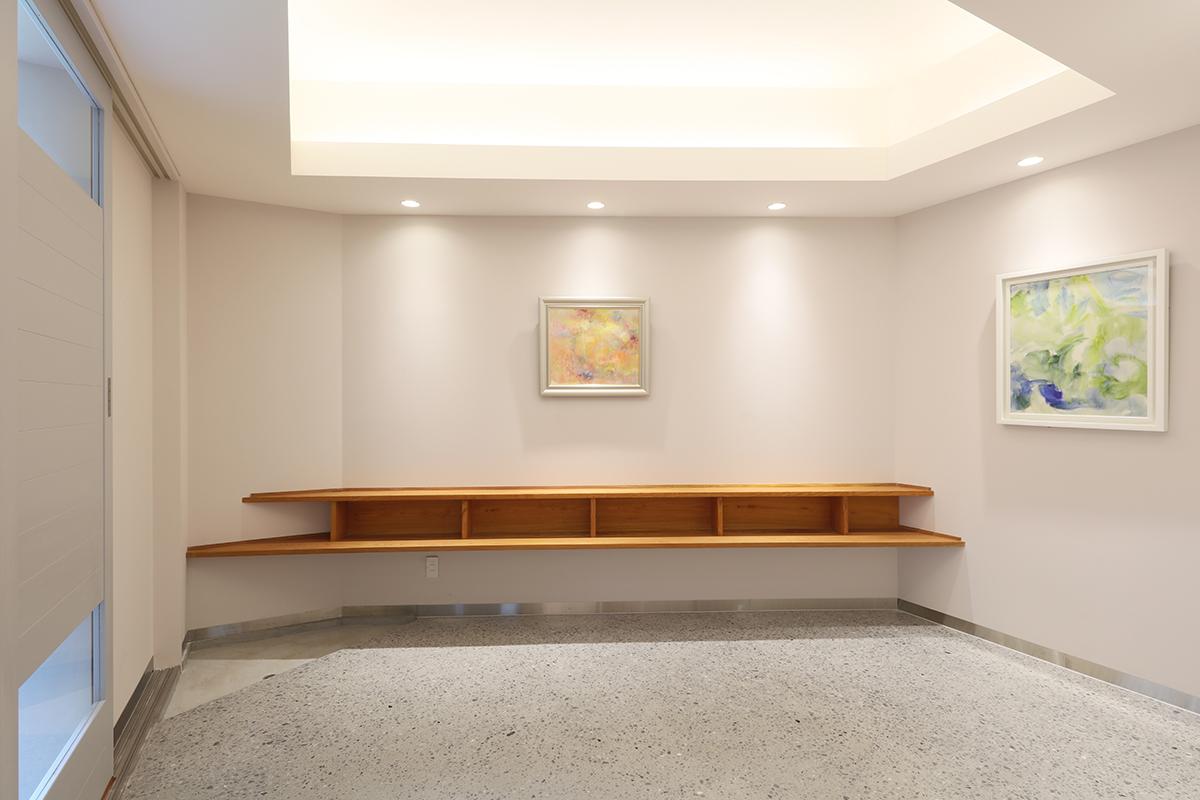 高松市美しいまちづくり賞 受賞 - 鬼無庭園美術館 – 内装